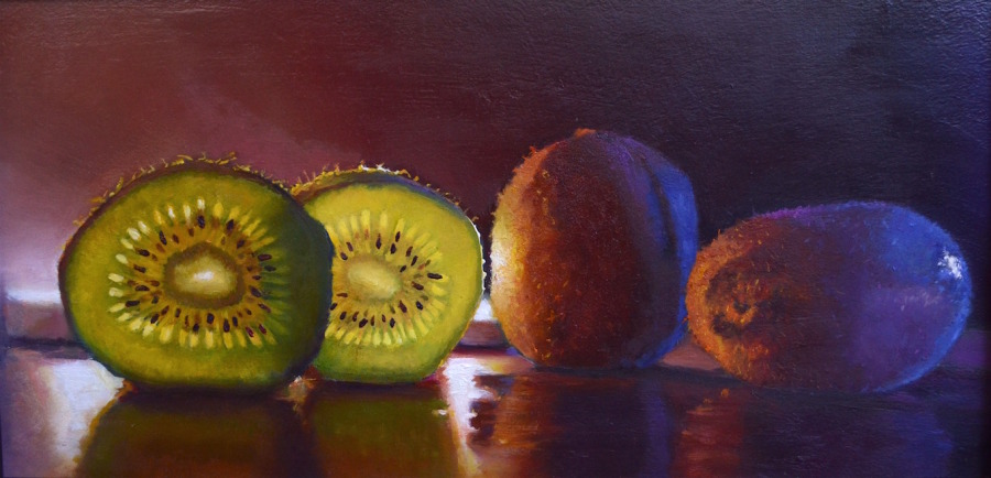 Kiwis by Candlelight