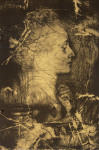 <b>Foolish Fire</b><br>Stone Lithography, AP, 11x7.5 inches<br>$400