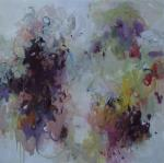<b>Truly</b>, 2012<br>Oil, 48x48 inches<br><i>sold</i>