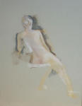 <b>Figure III</b><br>Pastel on paper, 23x17 inches unframed<br>$400