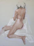 <b>Figure XVI</b><br>Pastel on paper, 23x17 inches unframed<br>$400