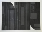 <b>Screen</b>, 2016<br>Intaglio, edition of 6, 20x26 inches<br>$600