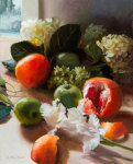 <b>Citrus Delicious</b><br>Oil on canvas, 30x24 inches<br><i>sold</i>