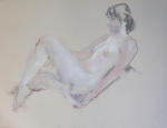 <b>Figure XXXIII</b><br>Pastel on paper, 17x23 inches unframed<br>$400